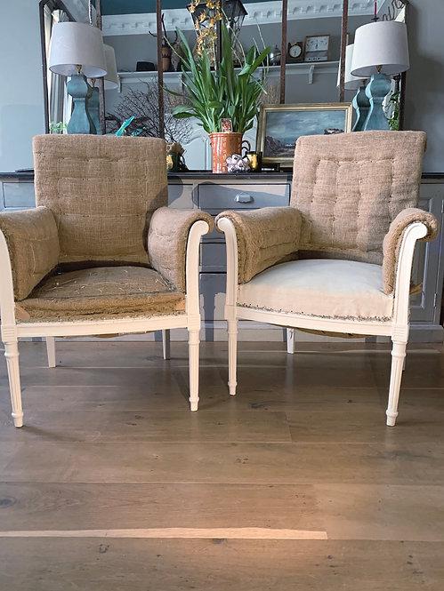 Chateau Chairs (Pair)