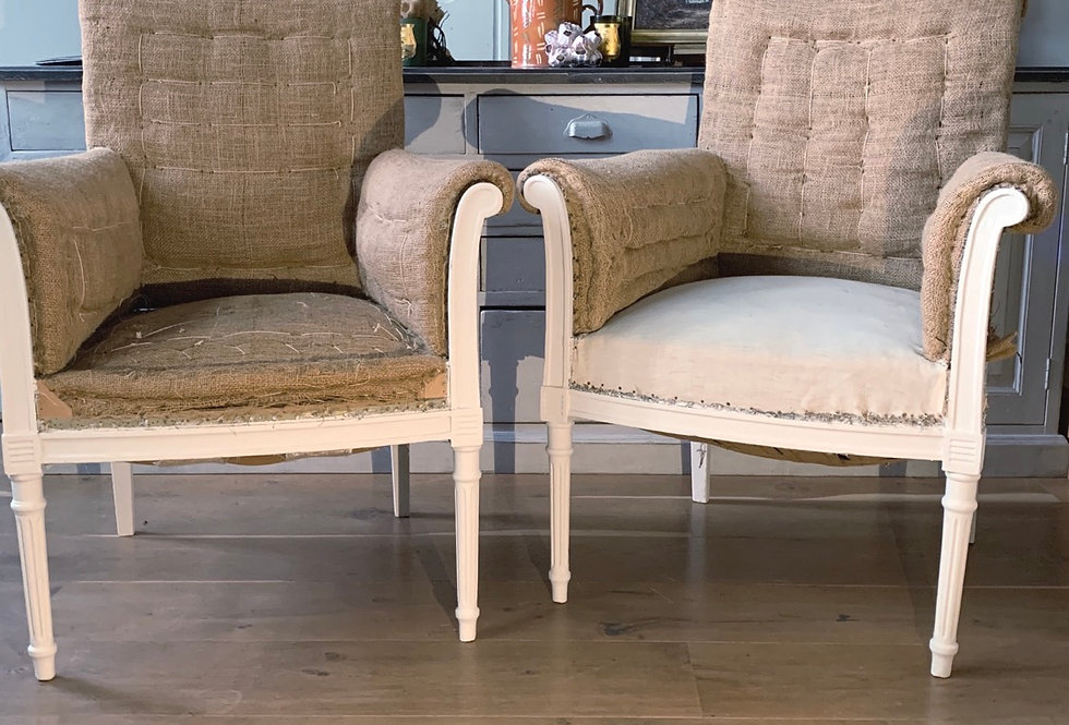 Chateau Chairs (Pair)