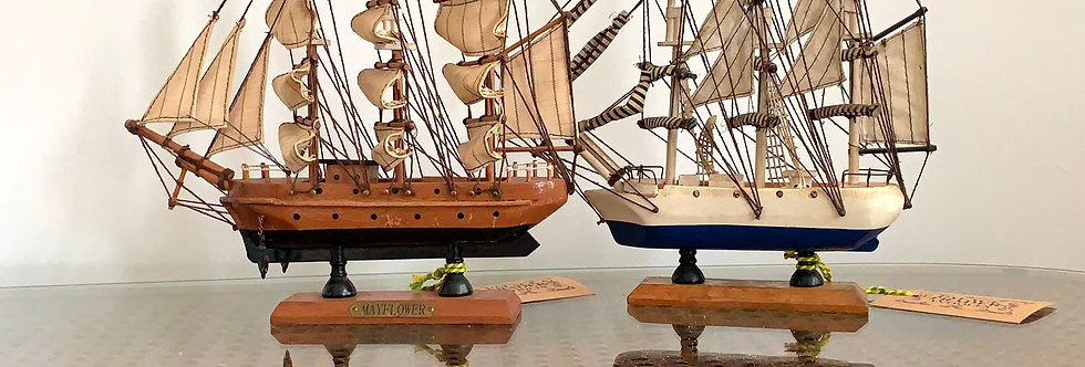 Model Tall Ships