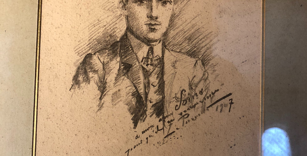 Sketch Portrait 1907