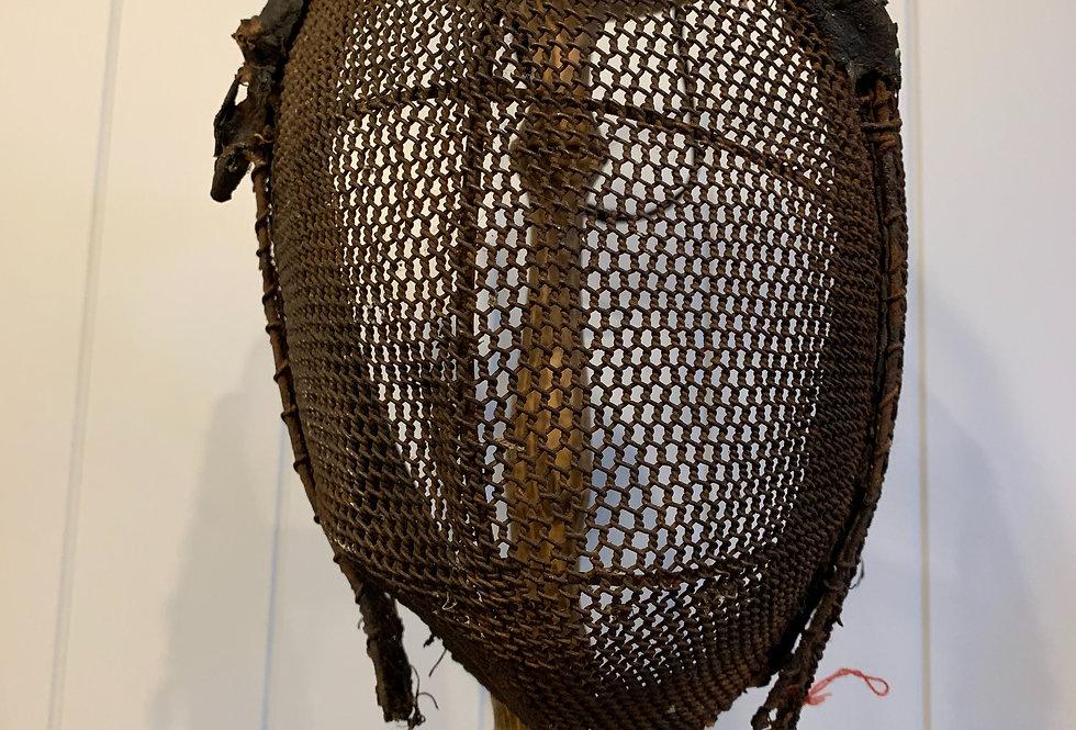 Antique Fencing Mask