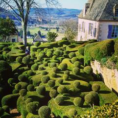 Marqueyssac Gardens. Dordogne.