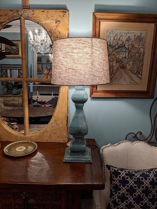 Pair Of Balustrade Lamps