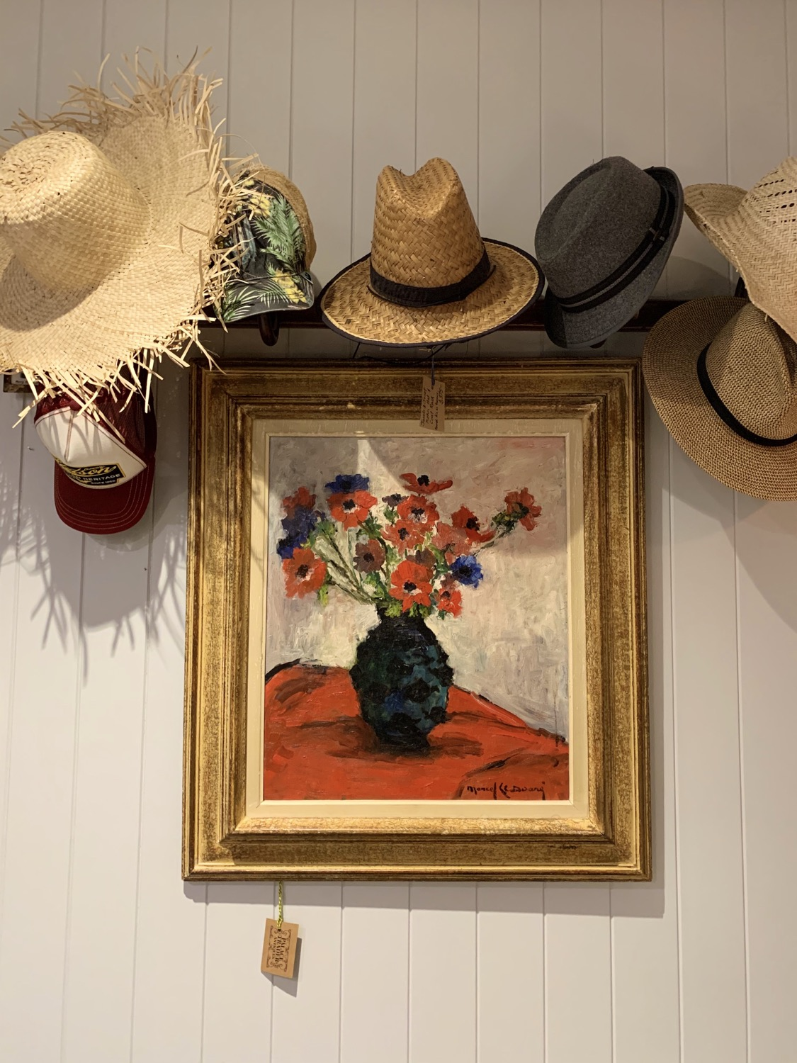 Thumbnail: Red & Blue Poppies