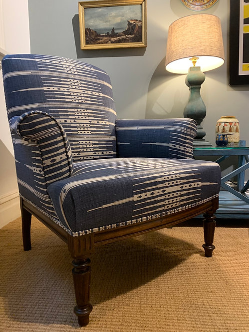Tanjiers Napoleon Chair