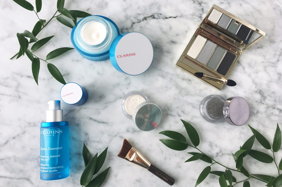 breezy summer beauty by clarins