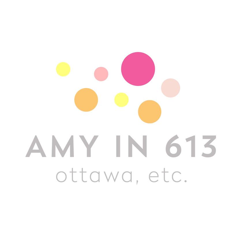 Amy in 613: Ottawa, etc.