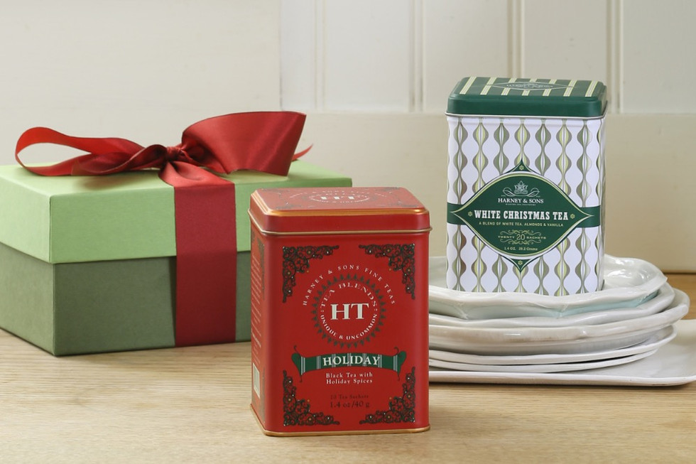 holiday tea time (giveaway)