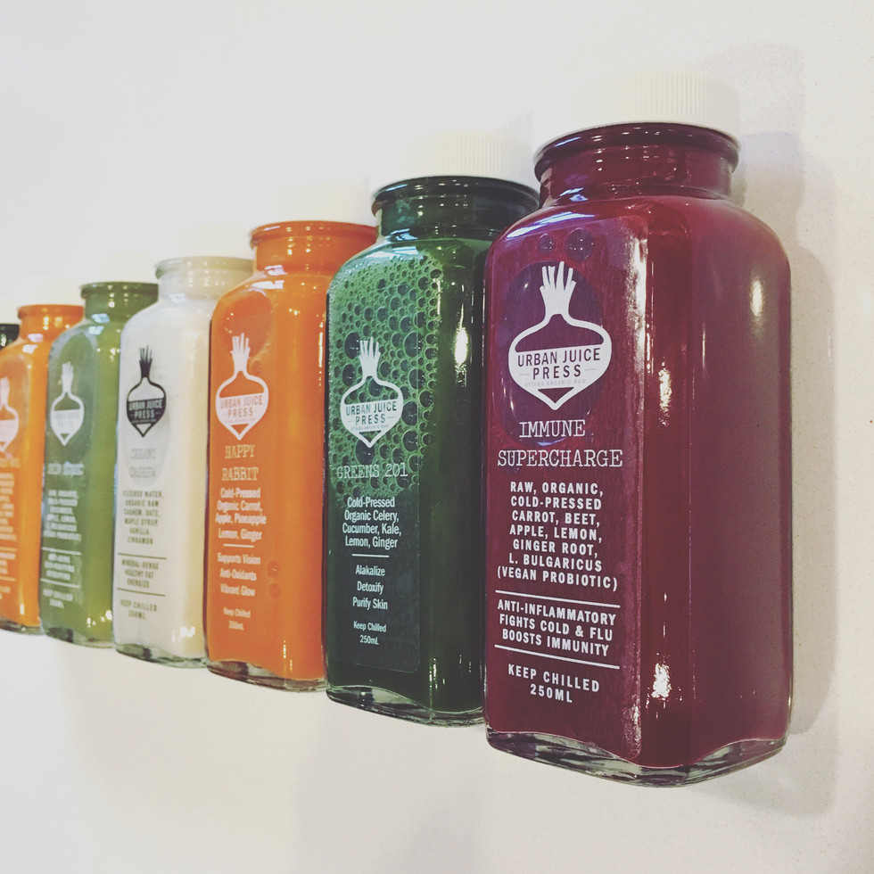 juice and the city: urban juice press (giveaway)