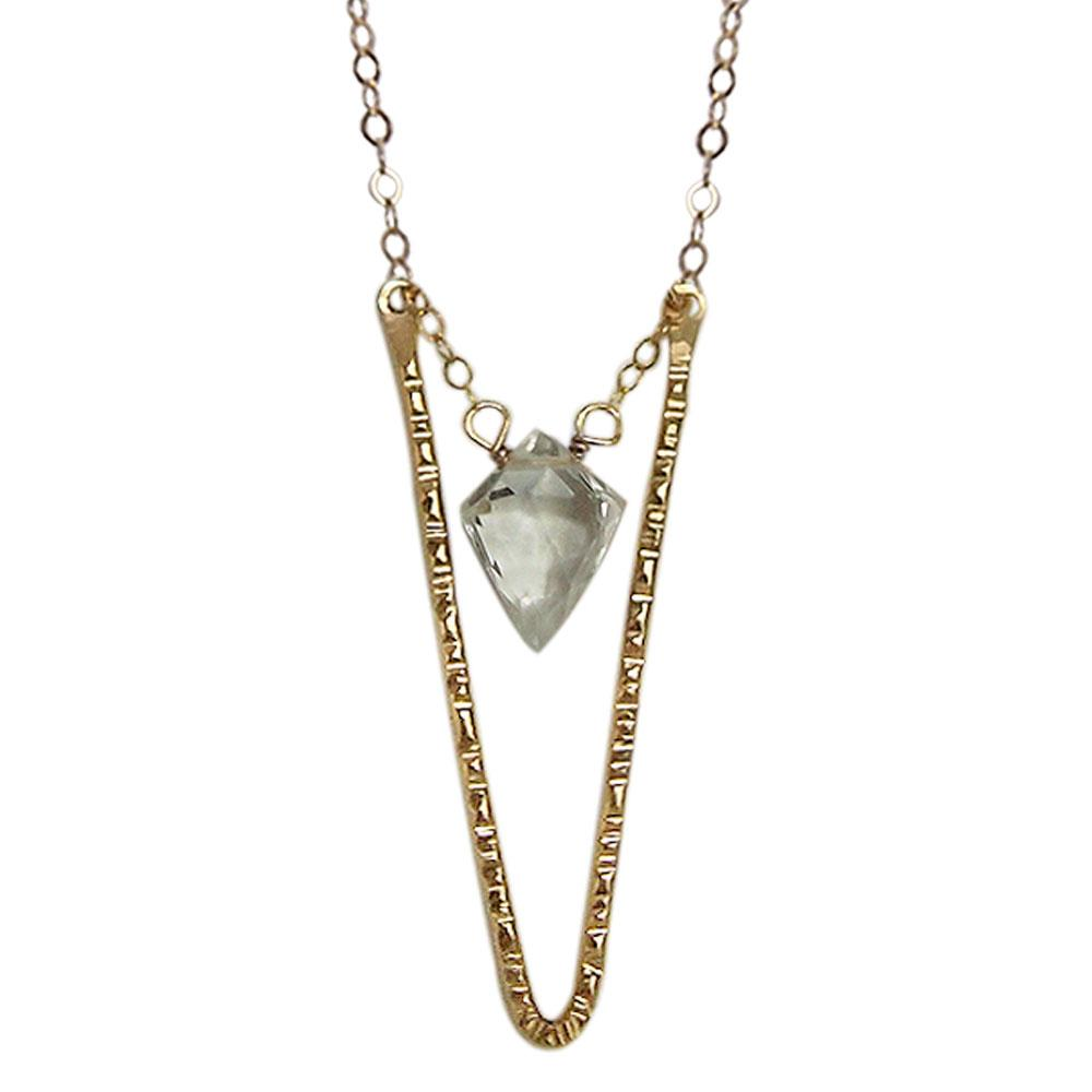 Win two Strut Jewelry necklaces!