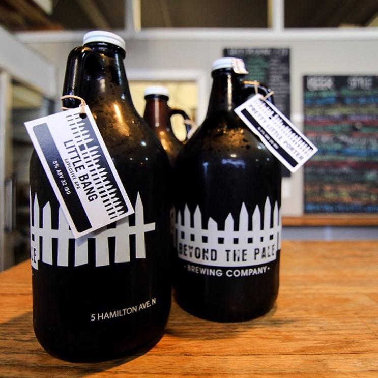 Beyond The Pale craft beer