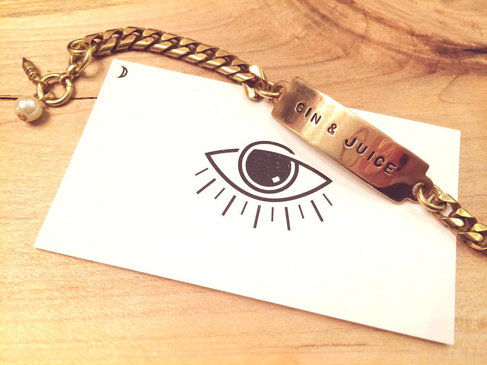 canadian-made with attitude: goldeen jewellery (giveaway)