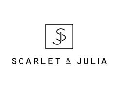 Scarlet and Julia Logo