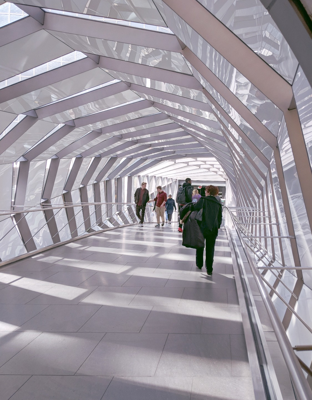 Footbridge at Toronto Eaton Centre