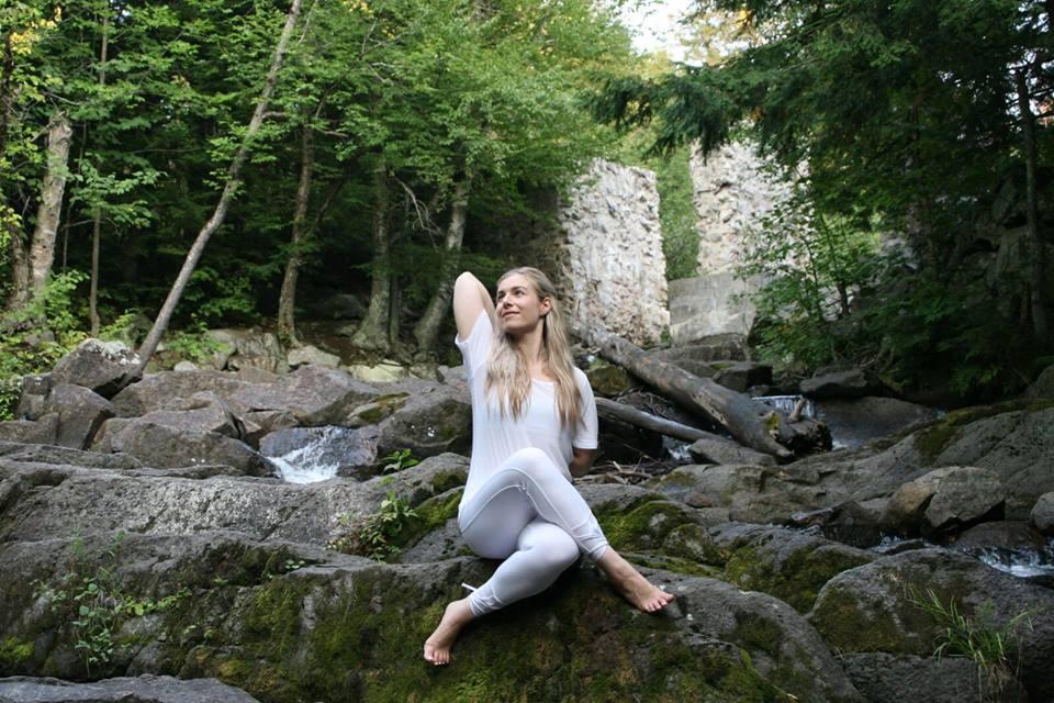 peaceful power: yoga for body love