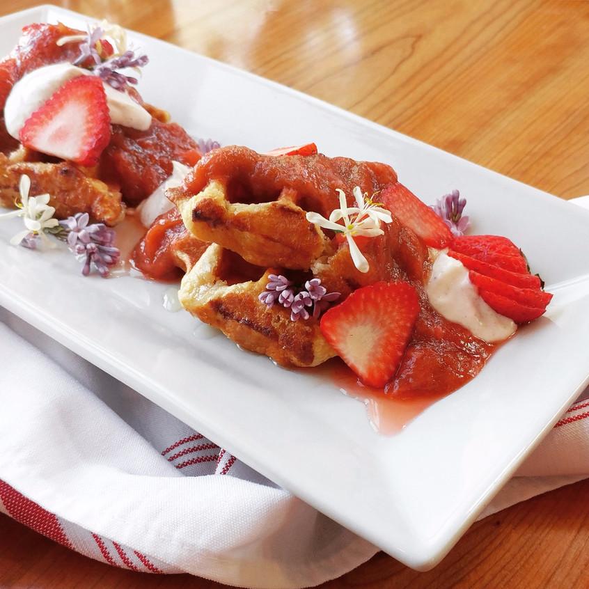 Strathmere Waffles