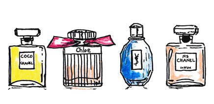 seven scents to wear this winter