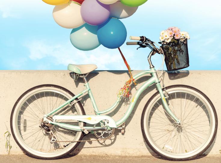 bring your bike to preston street!