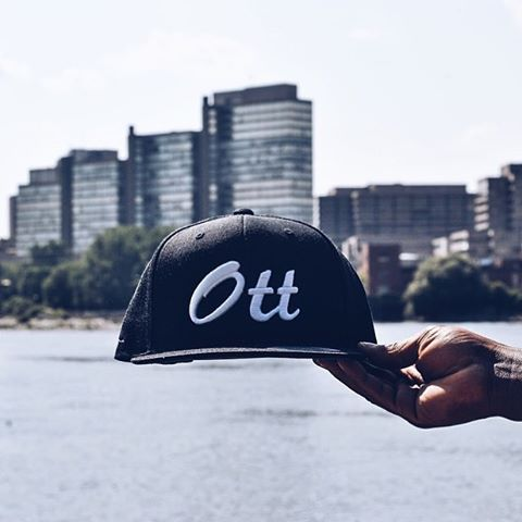 [ON THE BLOG TOMORROW]: I'll introduce you to Billy Altidor, the man behind the OTT hats popping up around town, including on yours truly