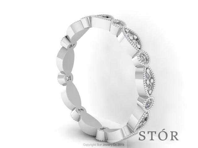 Amy's ring, angle