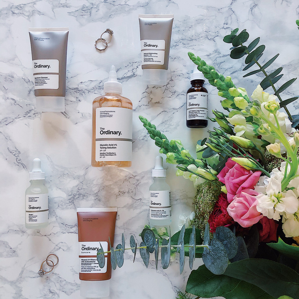 decoding the ordinary skincare
