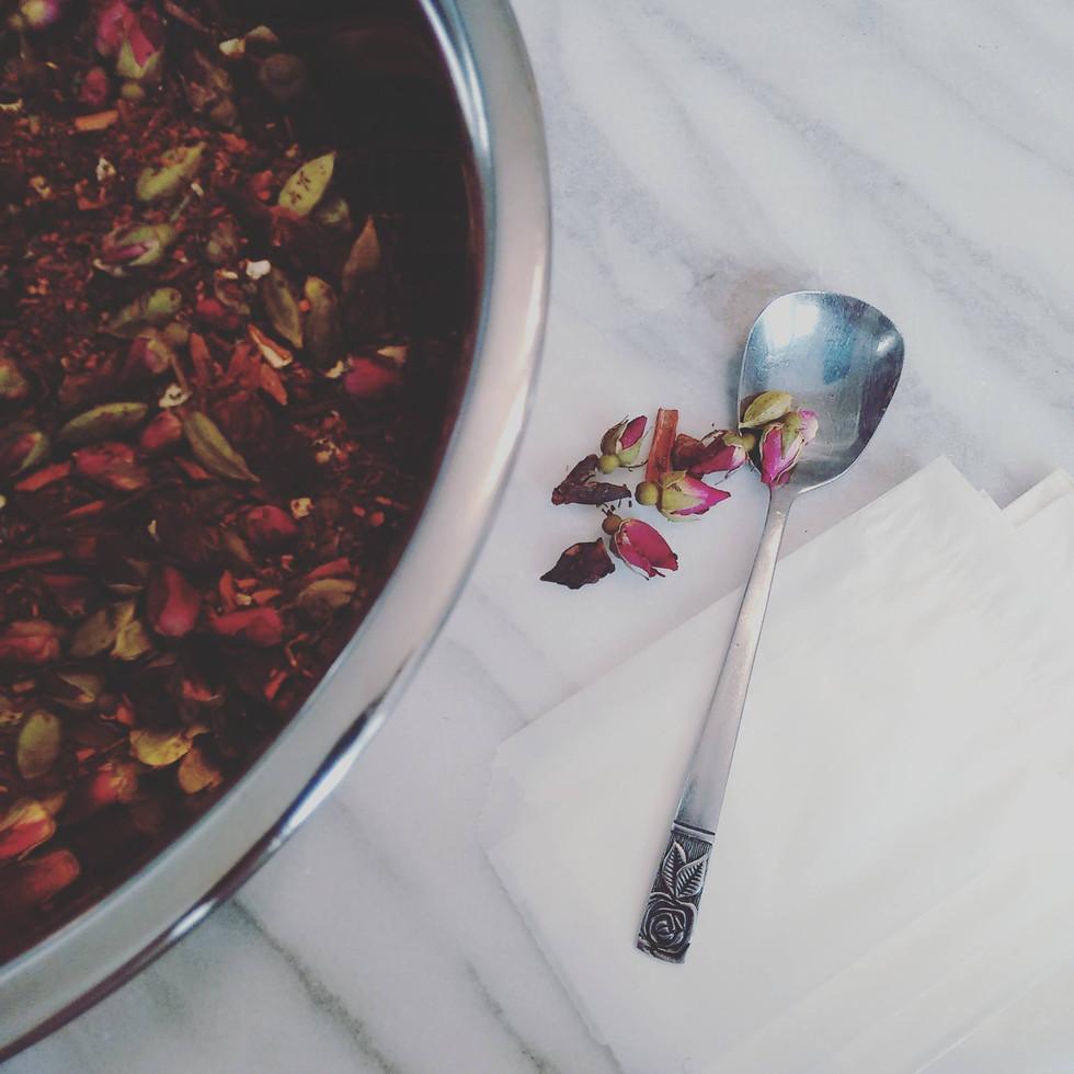talking tea with leaf & petal (giveaway)