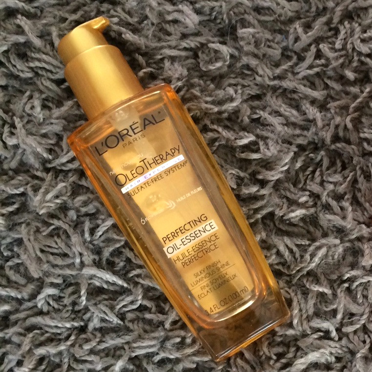 beauty bargain: l'oreal oleo therapy haircare