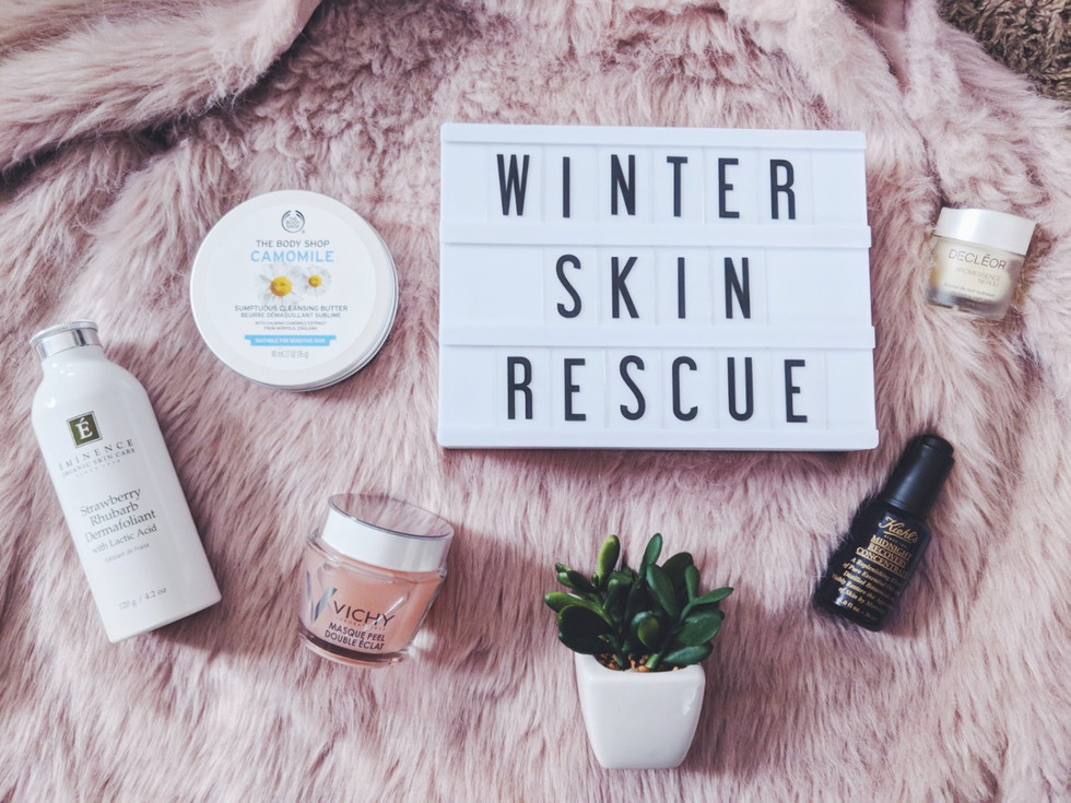 winter skin rescue
