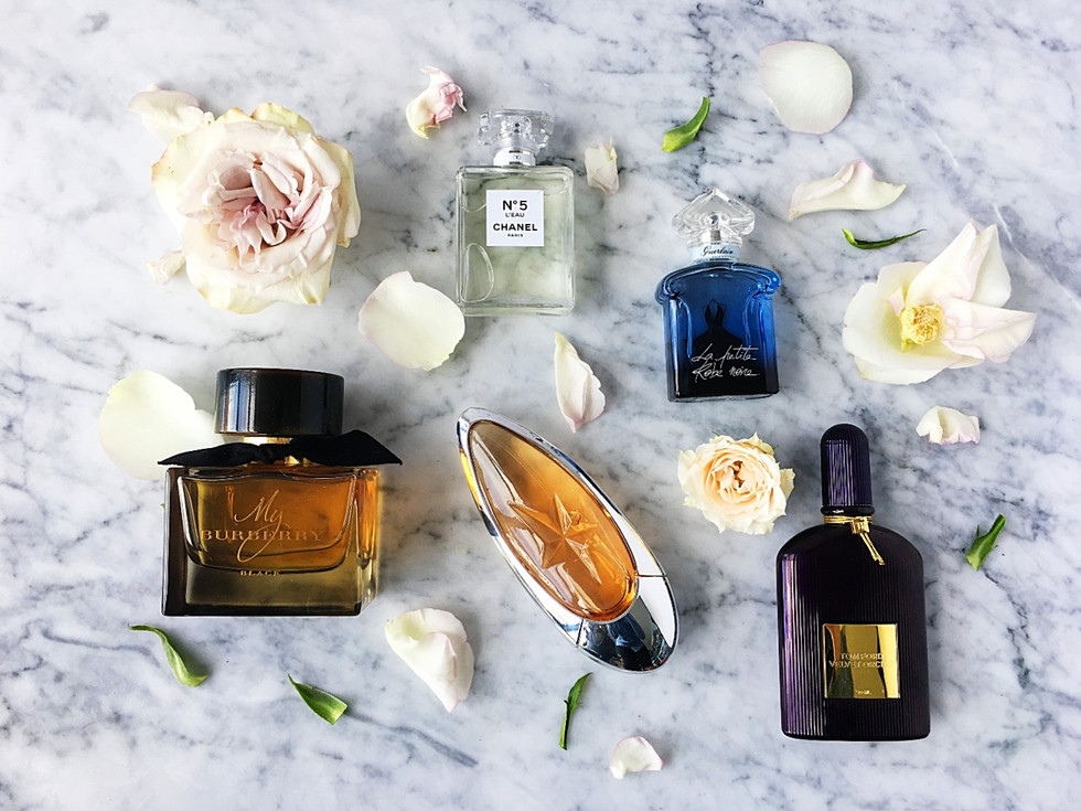 sultry spring scents (giveaway)