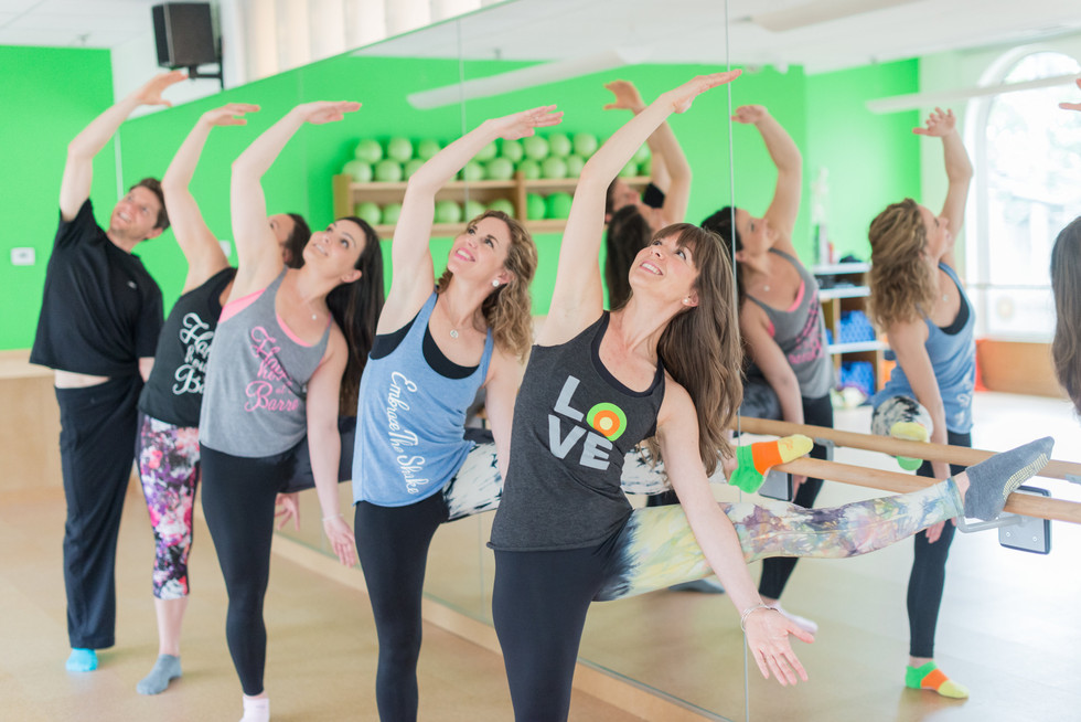 see you at the barre (giveaway)