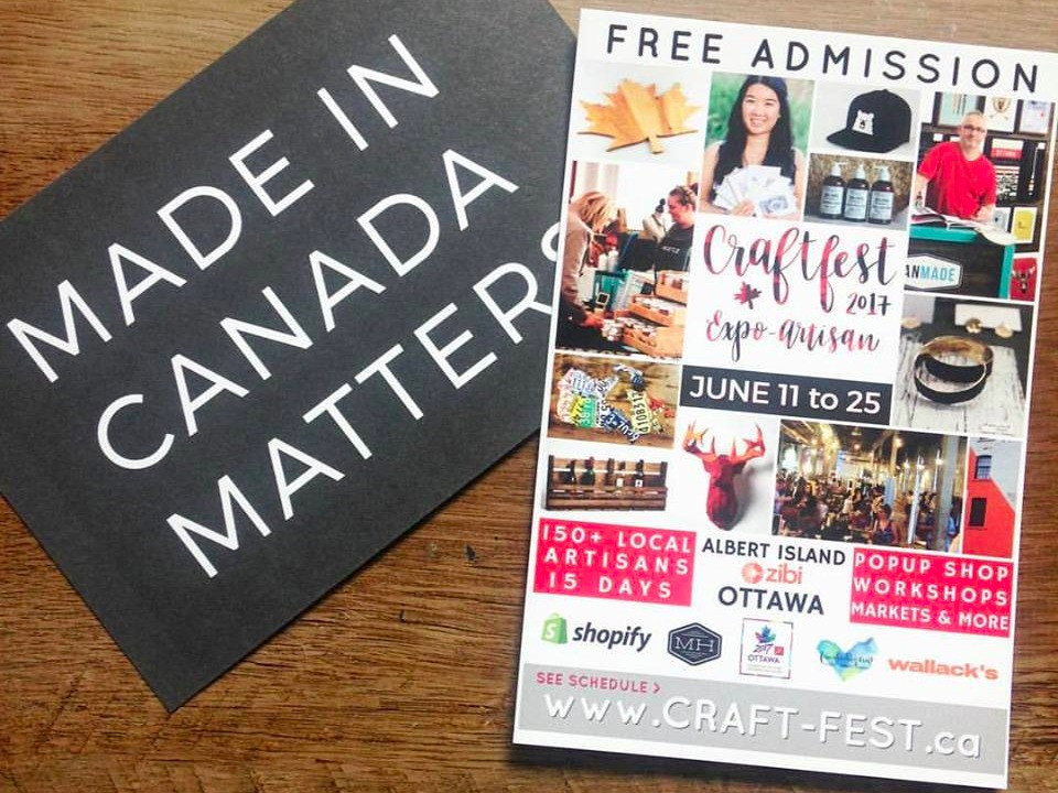 craftfest: made in canada matters