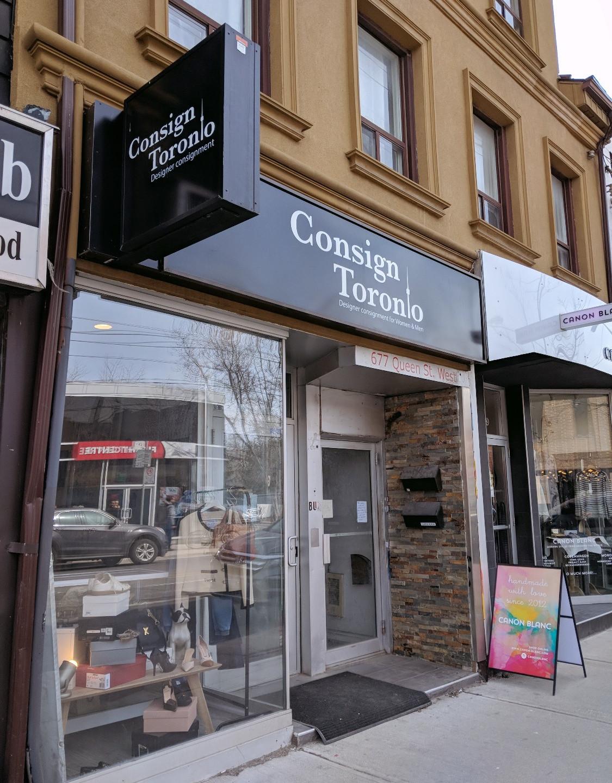 Consign Toronto