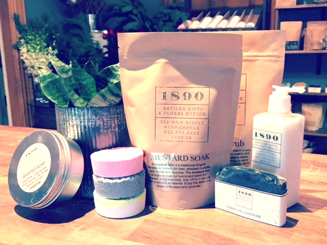 made in merrickville: 1890 artisan gifts (giveaway)