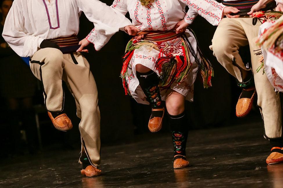 Halk Dansçısı Ayakkabıları