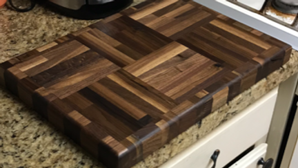 Cutting Boards and Serving trays