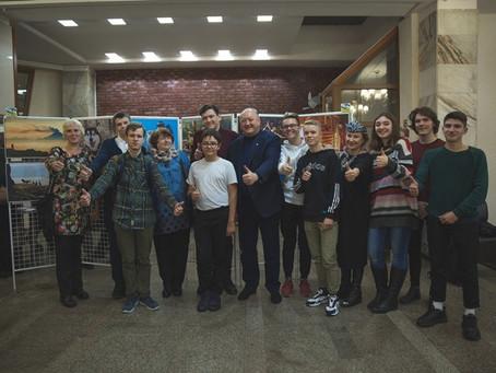 О показе фильма «Блик. Начало» в Петропавловске-Камчатском