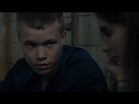 """Интервью с актёрами фильма """"Блик. Начало"""" : Захар Нурмухамедов"""