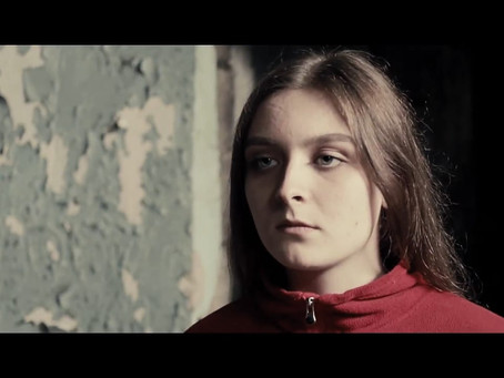 """Интервью с актёрами фильма """"Блик. Начало"""" : Алина Орлова"""