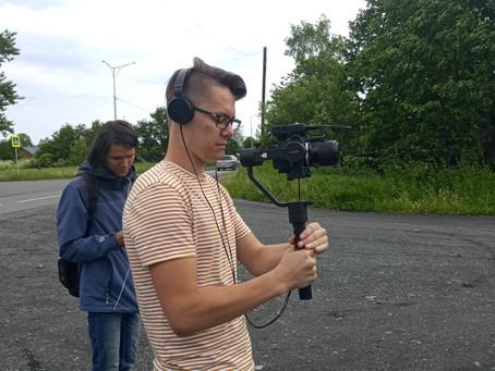 """Интервью с режиссёром фильма """"Блик. Начало"""" : Евгений Терновых"""