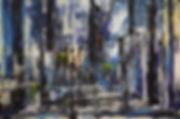 Urbania_No_14  120 x 180 cm acrylic on c
