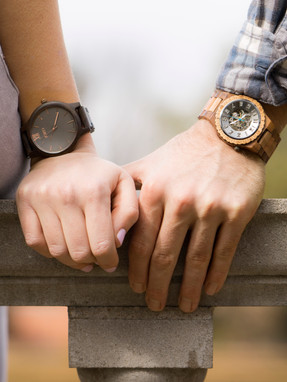 His and Hers Jord Watches