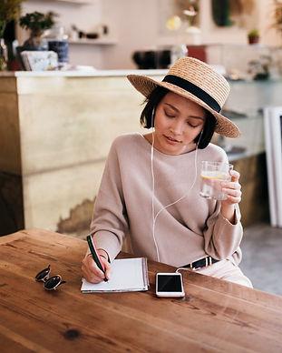 ideas-music-technology-cafe-writing-busi