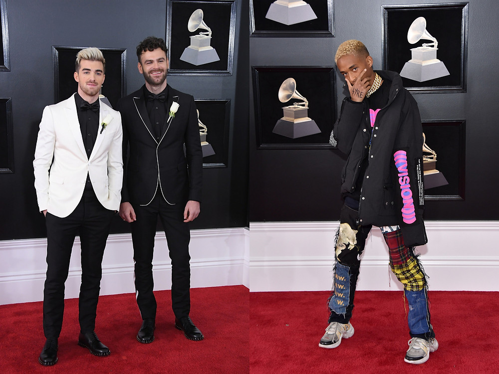 The Chainsmokers a Jaden Smith (zdroj internet)