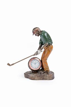 Joven Golfista
