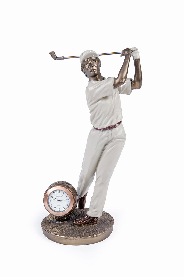 Hombre Golfista