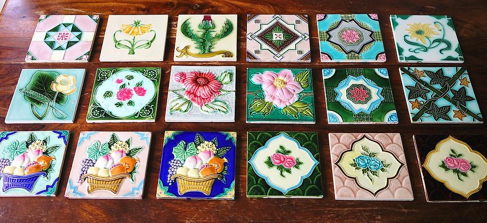 Peranakan Tiles Collection