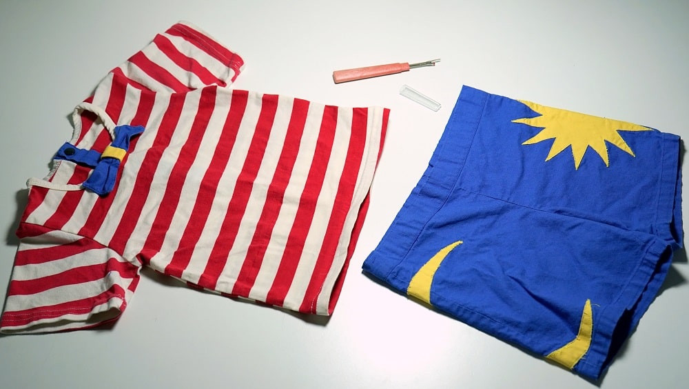 National Day costume