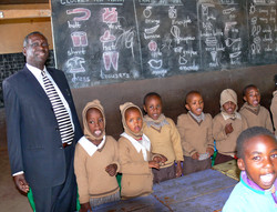 HeadMaster with Students