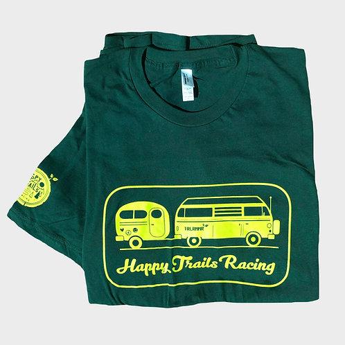 Green Trail Seeker T-shirt (Unisex)