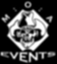 Logo M:O:A-Events, Logo des Versanstalters